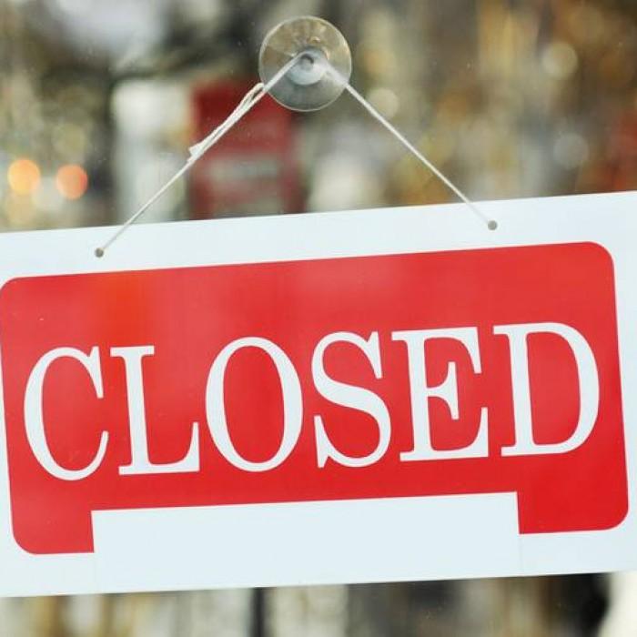 !!! Oznam - zatvorenie budovy družstva pre klientov a partnerov SBD IV !!!